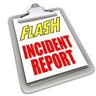 Flash Incident Report